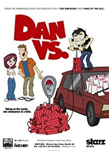 Dan Vs. : The Wedding (2011)