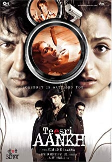 Teesri Aankh: The Hidden Camera (2006)