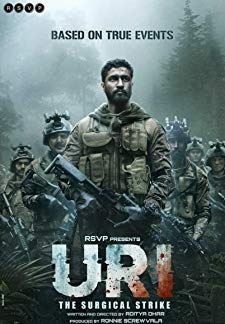 Uri - The Surgical Strike (2019)