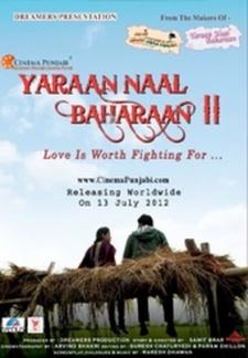 Yaraan Naal Baharaan 2 (2012)