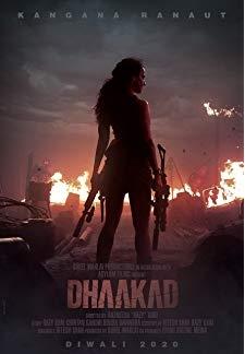Dhaakad (2020)