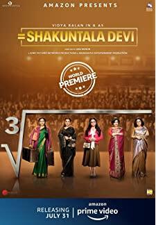Shakuntala Devi (2020)