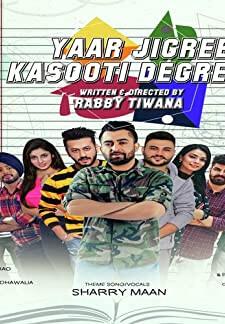 Yaar Jigree Kasooti Degree (2018)