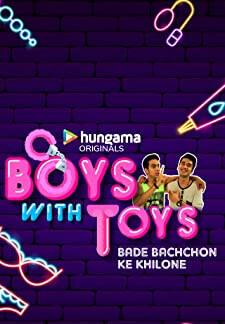 Boys with Toys (2019)