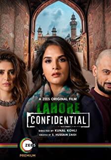 Lahore Confidential (2020)