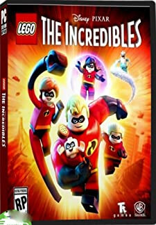 Lego The Incredibles (2018)