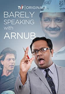 Barely Speaking with Arnub (2014)