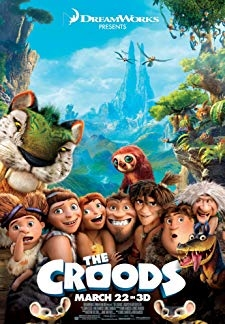 The Croods (Hindi) (2013)