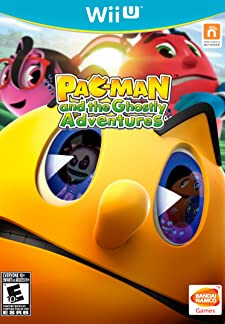 Pac-Man and the Ghostly Adventures (2013)