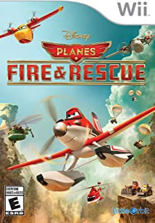 Planes: Fire  (2014)