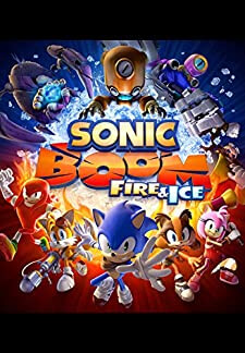 Sonic Boom: Fire  (2016)