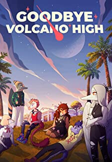 Goodbye Volcano High (2021)