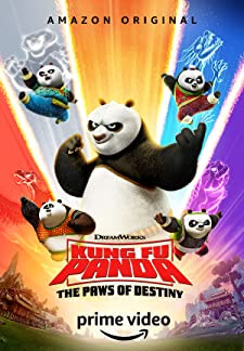 Kung Fu Panda: The Paws of Destiny (2018)