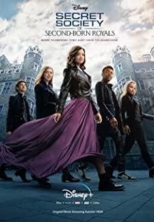 Secret Society of Second-Born Royals (2020)