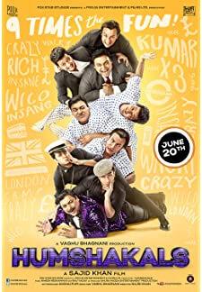 Humshakals (2014)