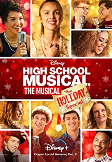 High School Musical: The Musical: The Holiday Special (2020)