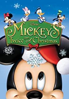 Mickeys Twice Upon a Christmas (2004)