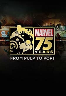 Marvel: 75 Years, From Pulp To Pop! (2014)