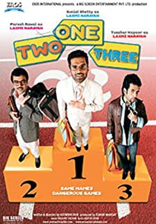 One Two Three (2008)