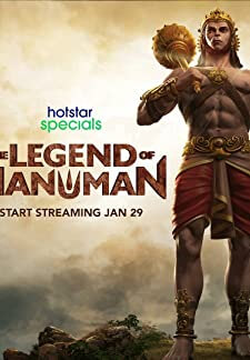 The Legend of Hanuman (2021)