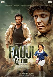 Fauji calling (2021)