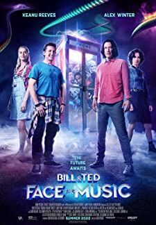 Bill and Ted Face the Music (2020)