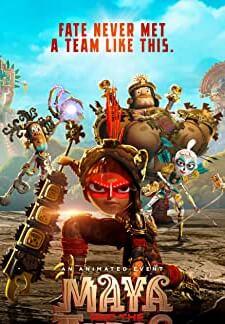 Maya and the Three (2021)
