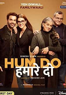Hum Do Hamare Do (2021)