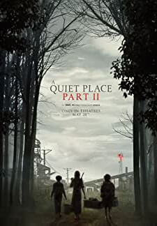 A Quiet Place II (2021)